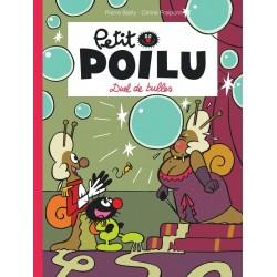 """Livre Petit Poilu """"Duel de bulles"""" - version poche - tome 23"""