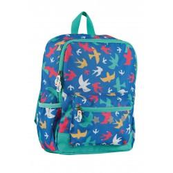 "Sac à dos ""Adventurers Backpack, Rainbow Flight"" - polyester recyclé"