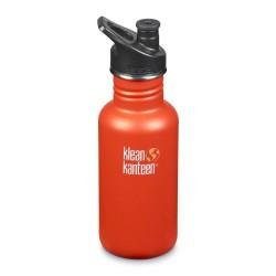 "Gourde bouteille en inox - 532 ml - Bouchon sport - ""Sierra Sunset"""