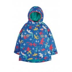 """Veste """"Explorer Waterproof Coat, Rainbow Flight"""" - polyester recyclé"""