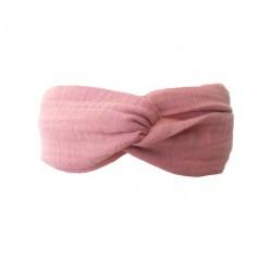 "Bandeau ""Lovely Pink"" - coton tetra"