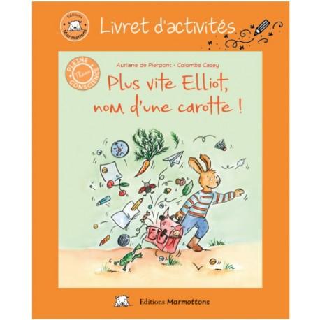 """Livret d'activités """"Elliot"""""""