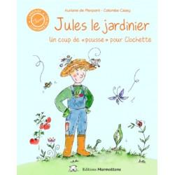 """Livre """"Jules le jardinier"""""""