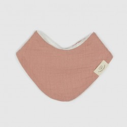 "Bandana ""Lovely Pink"" - coton tetra"