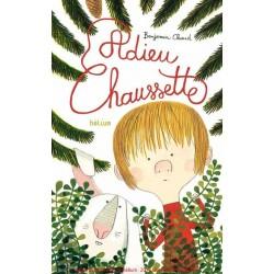 "Livre ""Adieu Chaussette"""