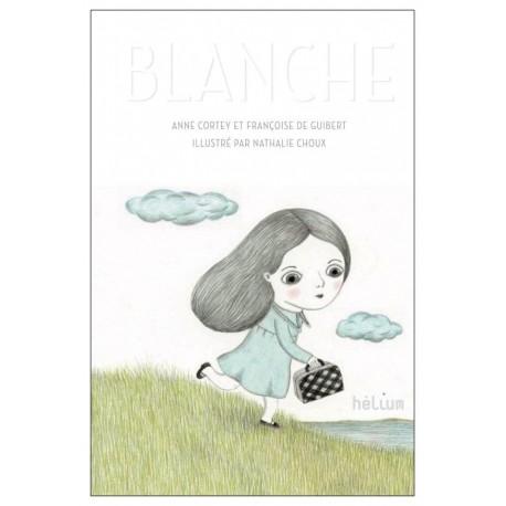 """Boek """"Blanche"""""""