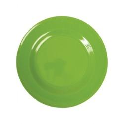 "Petite assiette ""Vert pomme"""