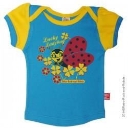 "T-shirt ""Lucky Ladybug"""