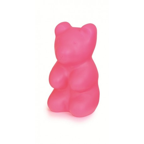 """Lampe veilleuse """"Jelly ours rose"""" - Egmont Toys"""