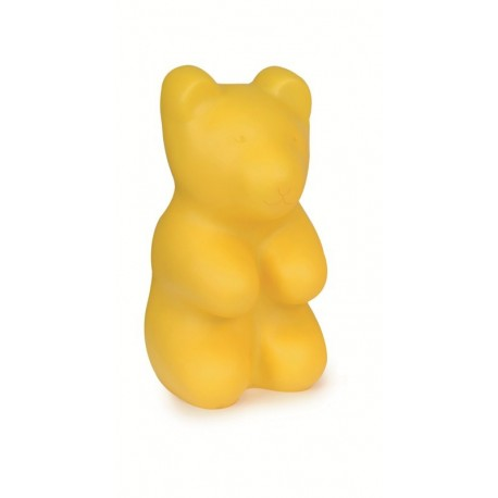 """Lampe veilleuse """"Jelly ours jaune"""" - Egmont Toys"""