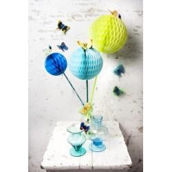 """Set de 3 boules nid d'abeilles """"Spring"""""""