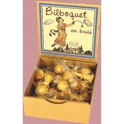 Bilboquet in Buxushout