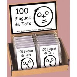 Les 100 Blagues de Toto