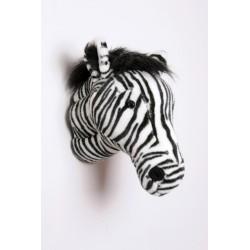 """Dierenhoofd """"Zebra"""""""