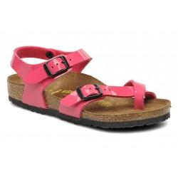 "Chaussures Birkenstock enfant TAORMINA ""Pink Patent"""