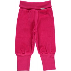 "Pantalon velours ""Cerise"" - coton bio"