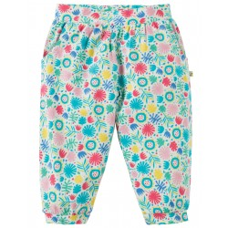 "Pantalon bébé ""Jamboree Jungle"" - coton bio"