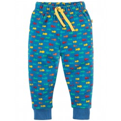 "Pantalon bébé ""Indian Ocean"" - coton bio"