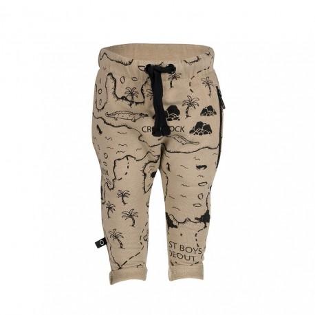 "Pantalon ""Map"" - coton bio"