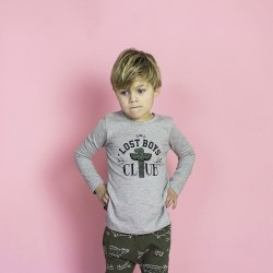 "T-shirt ""Lost Boys Club"" - coton bio"