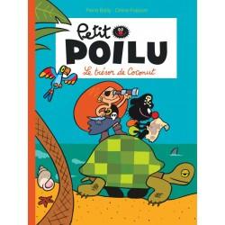 """Livre Petit Poilu """" Le trésor de Coconut"""" version poche - tome 9"""