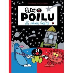 """Livre Petit Poilu """"La Planète Coif'tif"""" version poche - tome 12"""