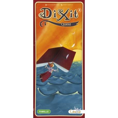 """Jeu """"Dixit"""" - extension n° 2 QUEST"""