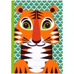 """Cahier FSC """"Tigre"""""""