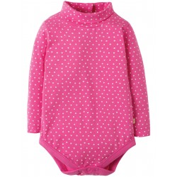 "Body ""Poppy Roll Neck"" - coton bio"
