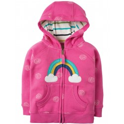 "Sweat ""Hayle Hoody, Rainbow"" - coton bio"