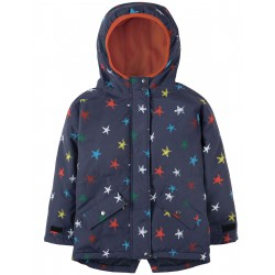 "Veste ""Marco Explorer Waterproof Coat, Northern Stars"" - polyester recyclé"
