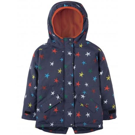 """Veste """"Marco Explorer Waterproof Coat, Northern Stars"""" - polyester recyclé"""