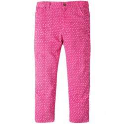 "Pantalon ""Flamingo Speckle Spot"" - coton bio"