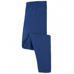 "Legging bébé ""True Blue"" - coton bio"