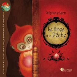 """Livre """"Le Singe et la Pêche"""""""
