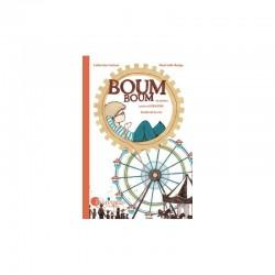 """Livre """"Boum Boum, petits et grands bruits de la vie"""""""