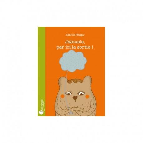 """Livre """"Jalousie par ici la sortie"""""""