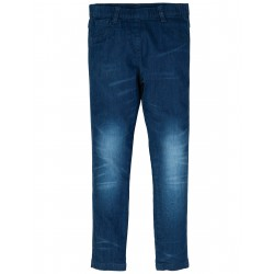 "Jegging ""Julie Jegging, Mid Wash Denim"" - coton bio"