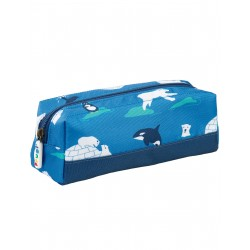 "Plumier ""Crafty Pencil Case, Polar Play"" - polyester recyclé"