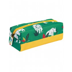 "Plumier ""Crafty Pencil Case, Rhino Ramble"" - polyester recyclé"