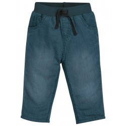 "Pantalon bébé ""Comfy Lined Jeans, Light Wash Denim"" - coton bio"