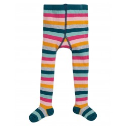 "Collants bébé ""Little Norah Tights, Cosmic Stripe"" - coton bio"