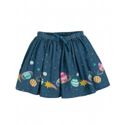 "Jupe ""Twirly Dream Skirt, Space Voyage"" - coton bio"