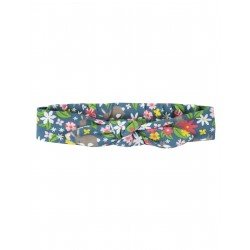 "Bandeau ""Astrid Headband, Rabbit Fields"" - coton bio"