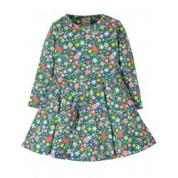 """Robe """"Little Sofia Skater Dress, Rabbit Fields"""" - coton bio"""