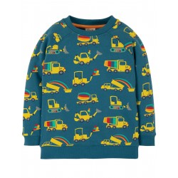 "Sweat ""Rex Jumper, Dig A Rainbow"" - coton bio"