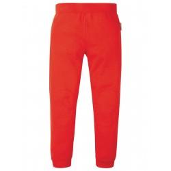 "Pantalon bébé ""Favourite Cuffed Legging, Koi Red"" - coton bio"