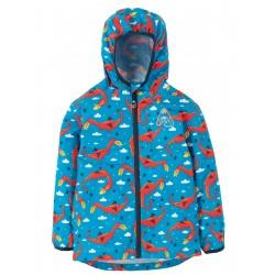 """Veste de pluie """"Rain or Shine Jacket, Dragon Dreams"""" - polyester recyclé"""