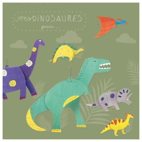 """Kit créatif """"Dinosaures"""""""