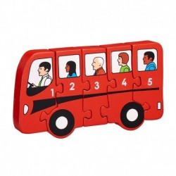 "Puzzle 1-5 ""Bus anglais"""